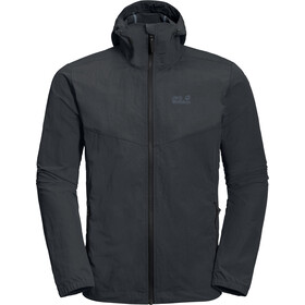 Jack Wolfskin Lakeside Jas Heren, phantom
